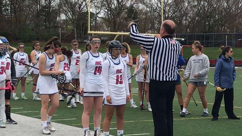 Middle Country defeated Smithtown West, 18-6, in a
