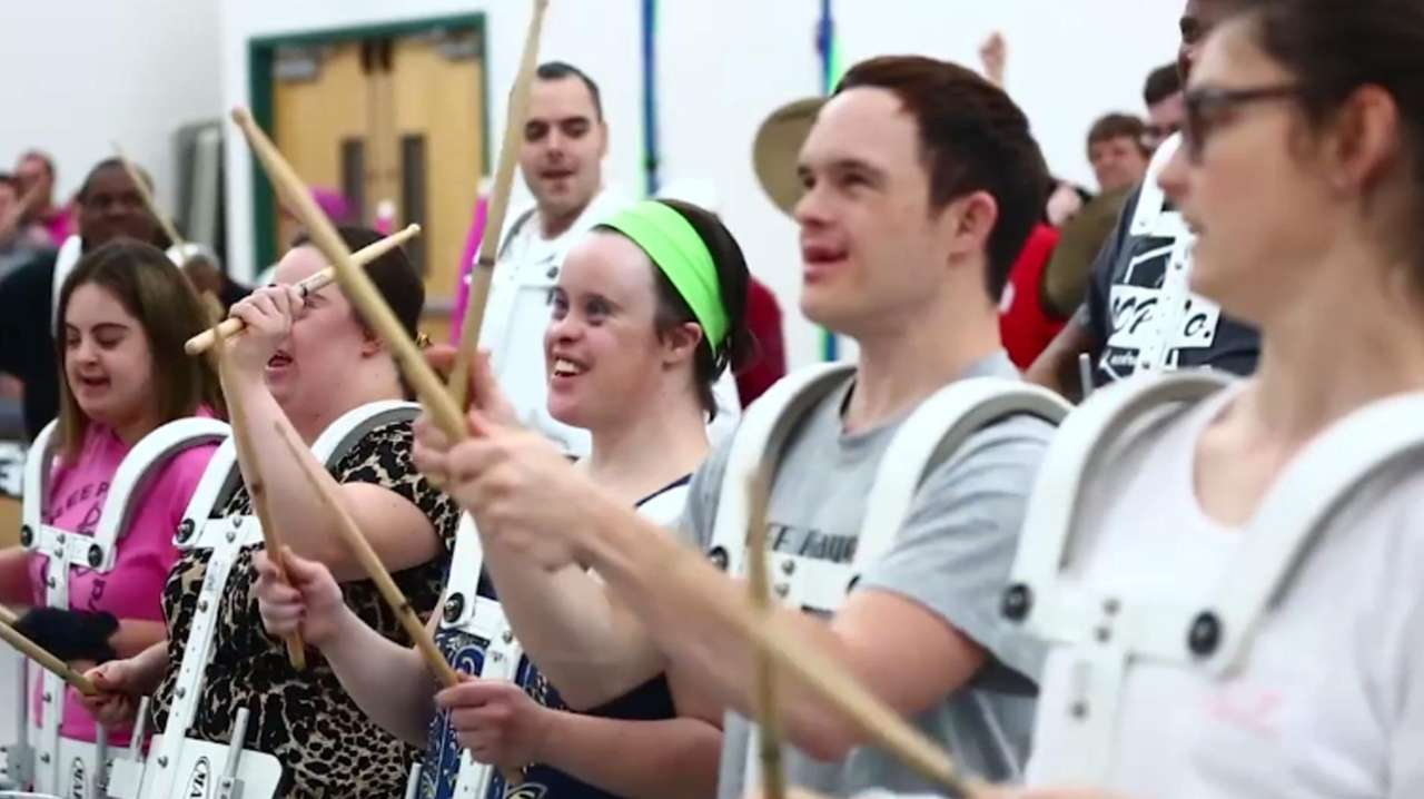 FREE Players Drum Corps, the first special-needs drum