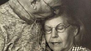 Isaac and Teresa Vatkin in a photo taken