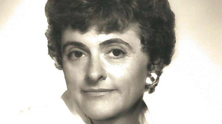 Ann H. Sneed of Stony Brook, a jazz