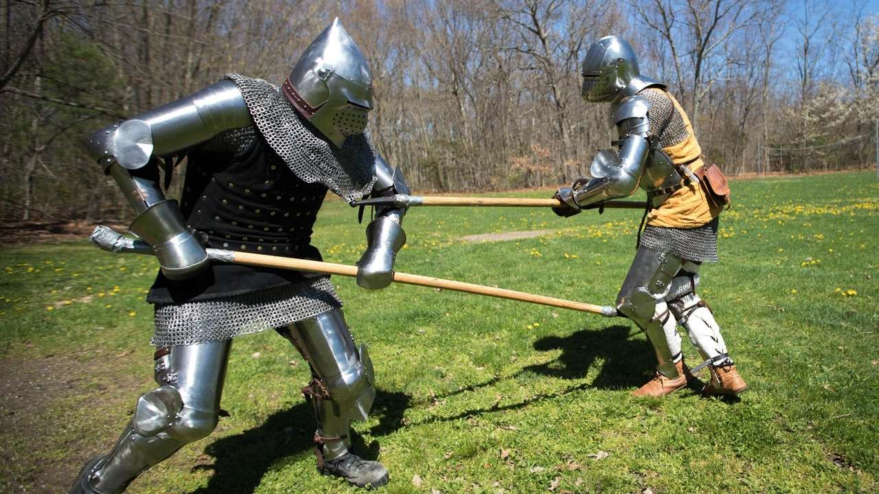The Long Island Historical Fencing Society focuses on