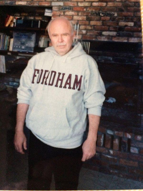 Longtime Port Washington resident and Fordham University English