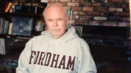 Longtime Port Washington resident and Fordham University English