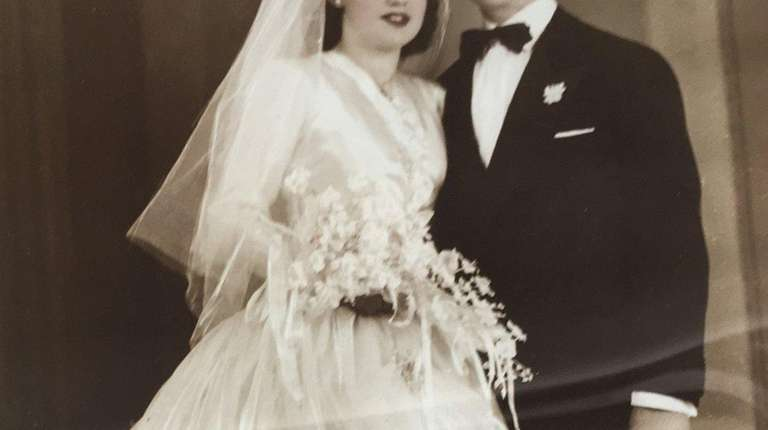 Isaac and Teresa Vatkin, married for 69 years,