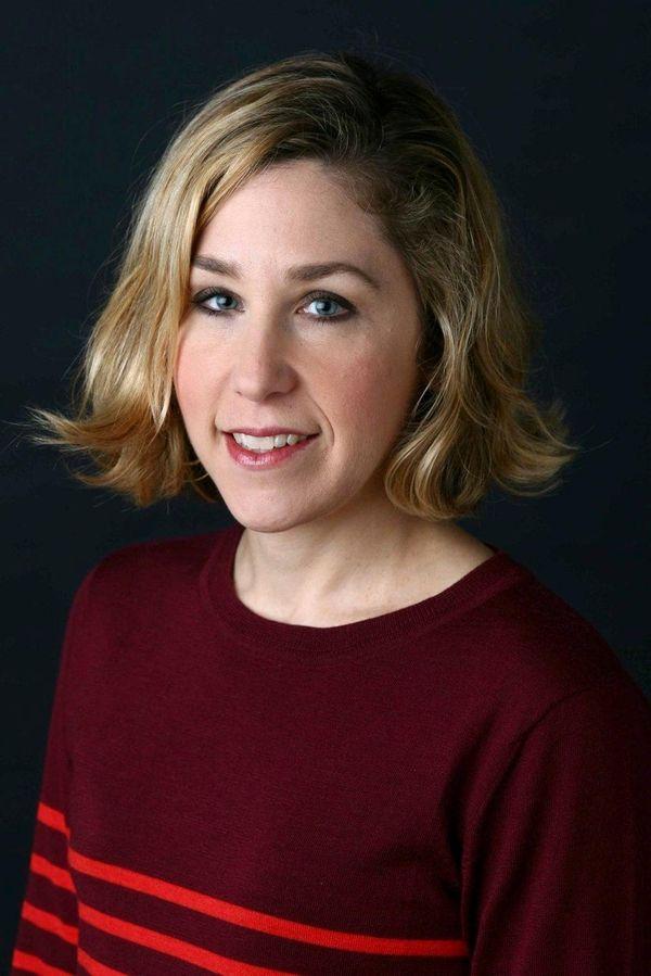Pamela Paul, editor of The New York Times