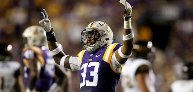 The Jets selectedLSU safety Jamal Adams with the