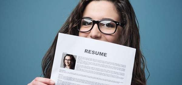 Try spicing up your resume or cover letter