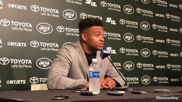 Jamal Adams, the safety from LSU drafted No.