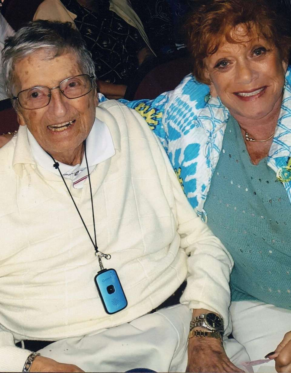 Dave and Dorothy Rosen, formerly of Woodmere,