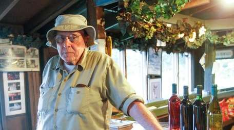 Barney Loughlin, owner of Loughlin Vineyards, died Saturday,