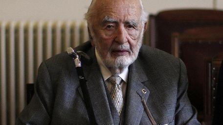 Agustín Edwards Eastman, owner of the newspaper El