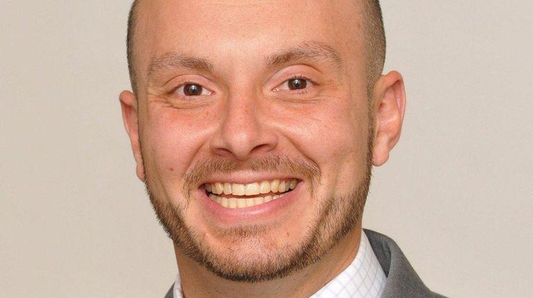 Assemb. Andrew Garbarino, a Republican who represents New