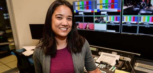 Laura Fu started Hofstra University's The Friends of