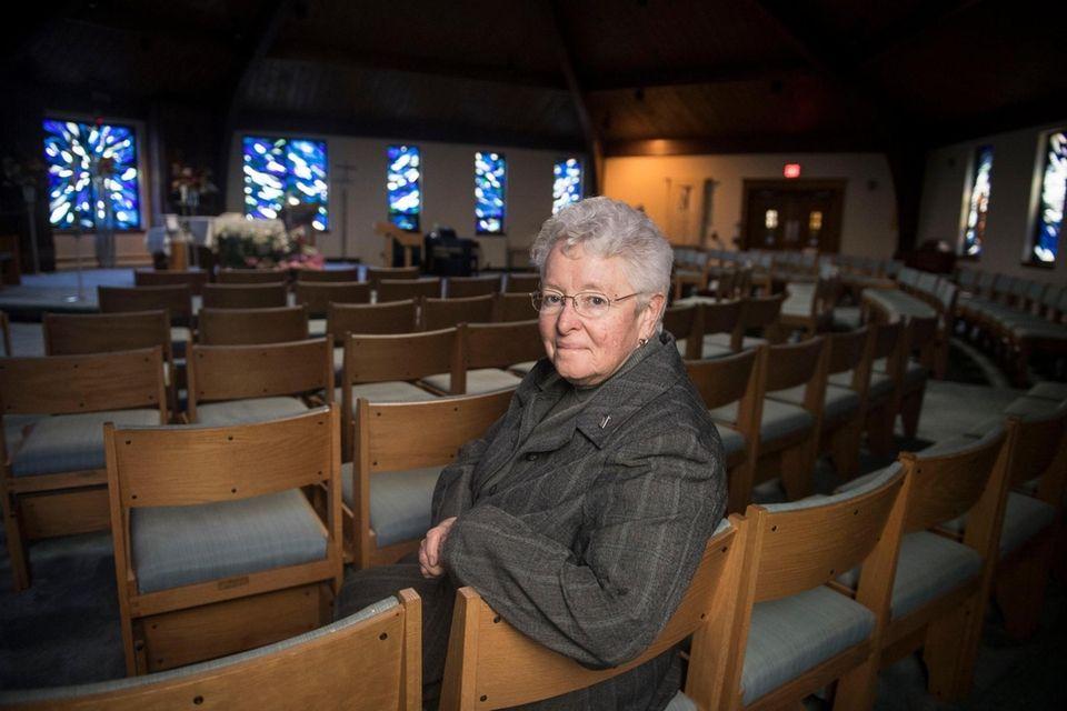 Sister Joanne Callahan , US Province leader of