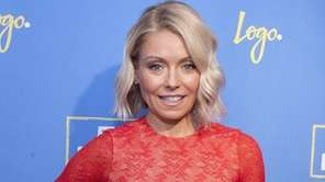 Kelly Ripa, who has hosted 'Live' morning show