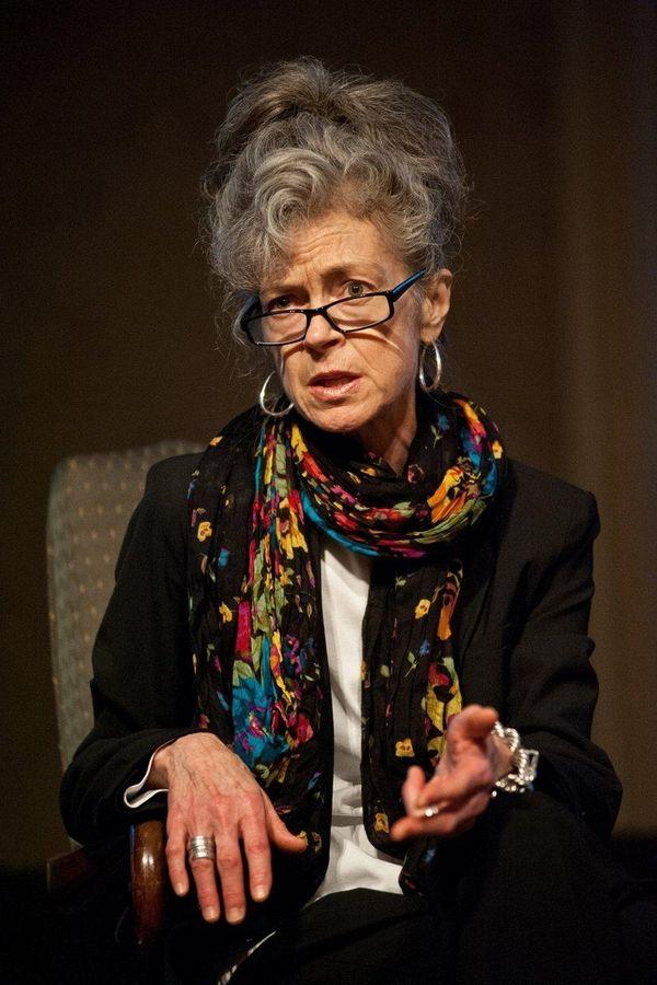 Steppenwolf Theatre Artistic Director Martha Lavey keynotes at