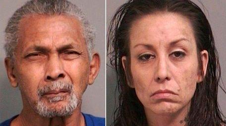 Edwin Dejesus, 65, of Far Rockaway, and Jennifer