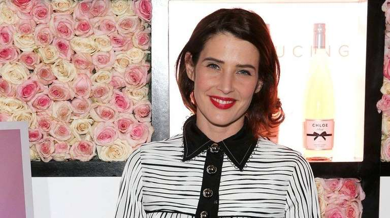 Cobie Smulders has gone from the TV show
