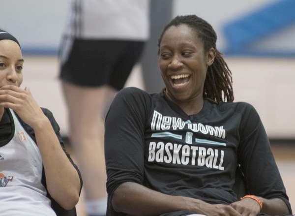 The New York Liberty of the WNBA had