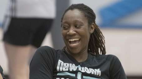 The New York Liberty of the WNBA had