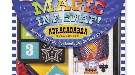 The Magic In A Snap! Abracadabra Collection includes