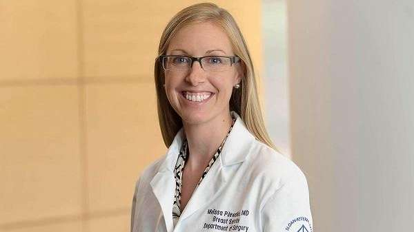 Dr. Melissa Pilewskie is a surgeon who cares