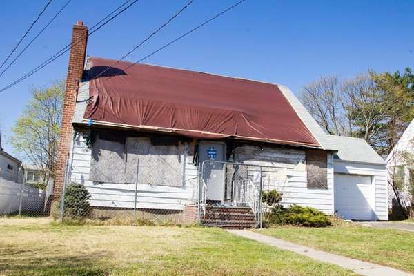 A vacant property located at 21 Foxcroft Rd.