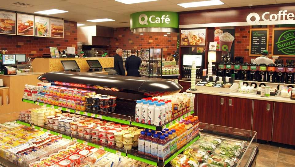 Convenience store chain QuickChek opened its second Long