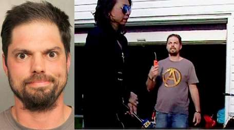 Jeremy Henggeler, 40, was arrested Monday, May 1,