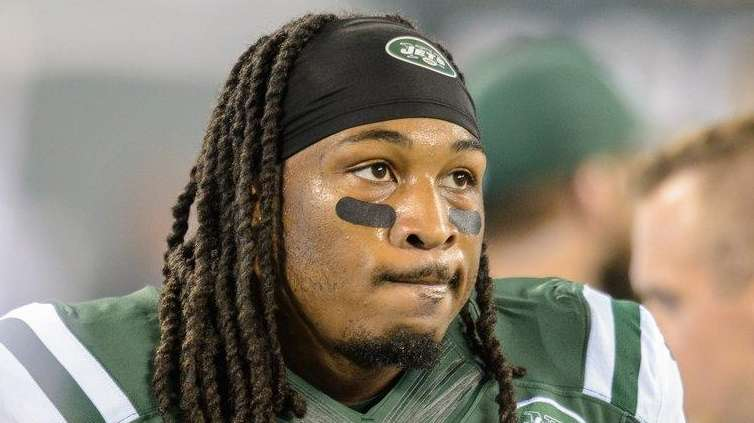 New York Jets strong safety Calvin Pryorduring the
