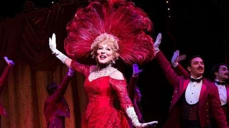 Bette Midler was nominated on Tuesday, May 2,