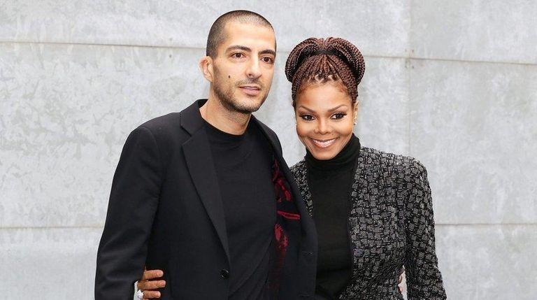 Janet Jackson confirmed her split from husband Wissam
