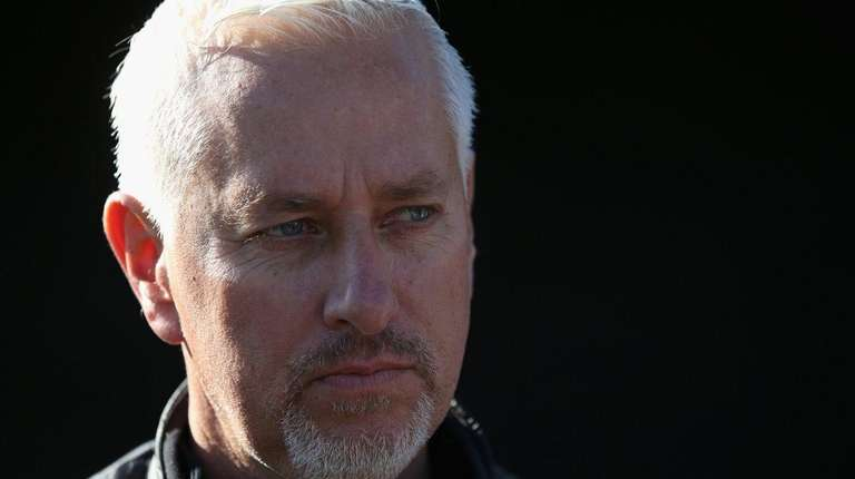 Todd Pletcher, trainer of Always Dreaming, Patch and