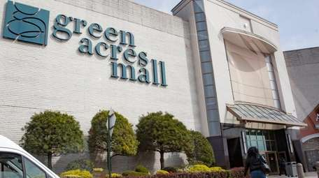Green Acres Mall in Valley Stream is seen