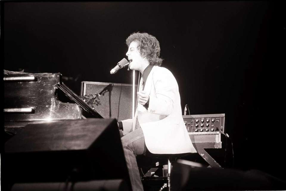 May 19, 1976: Billy Joel releases