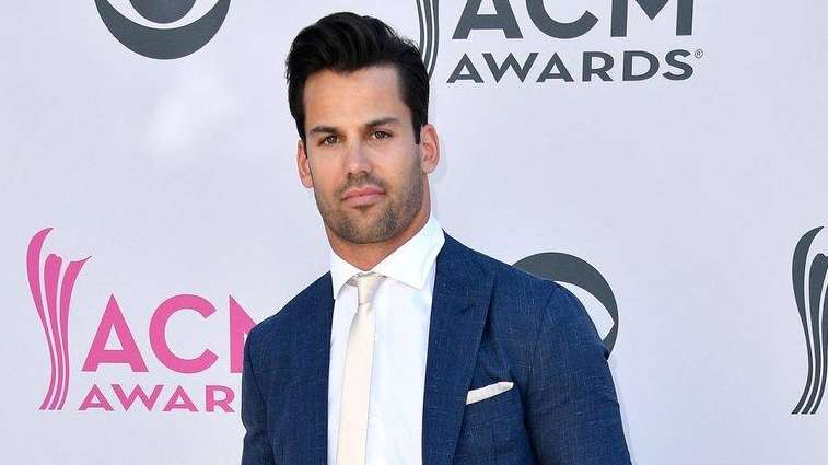 NFL player Eric Decker attends the 52nd Academy