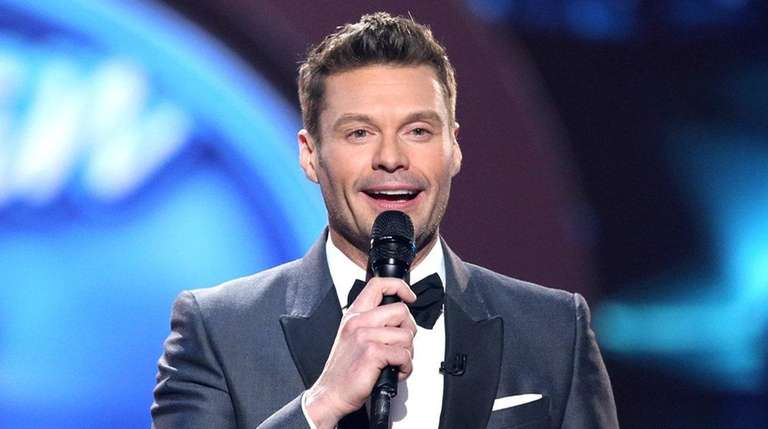 When does this guy sleep? Ryan Seacrest just