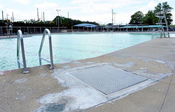 Both bids to renovate the pool at Clinton