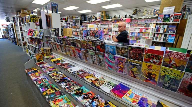 4th World Comics in Smithtown will celebrate Free