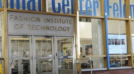 Fashion Institute of Technology is pictured at 227