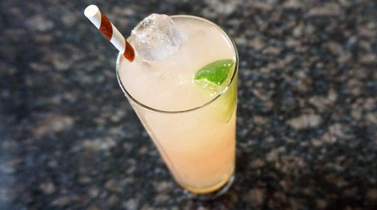 The Paloma, an alternative tequila drink for Cinco