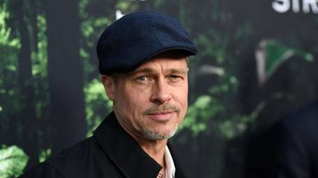 Brad Pitt talks publicly for the first time