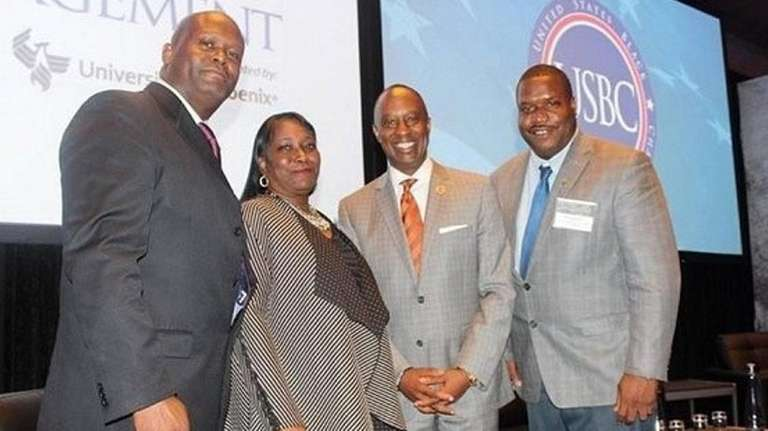Long Island African American Chamber of Commerce members