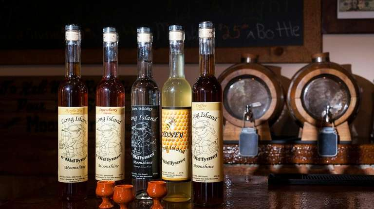 A selection of the Long Island o'OldTymer, and
