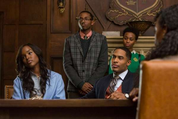 Dear white people review netflix series gets better Better homes and gardens episode last night