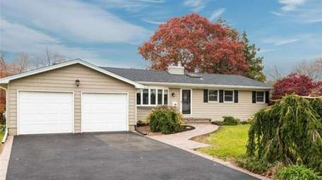 This Sayville ranch is on the market in