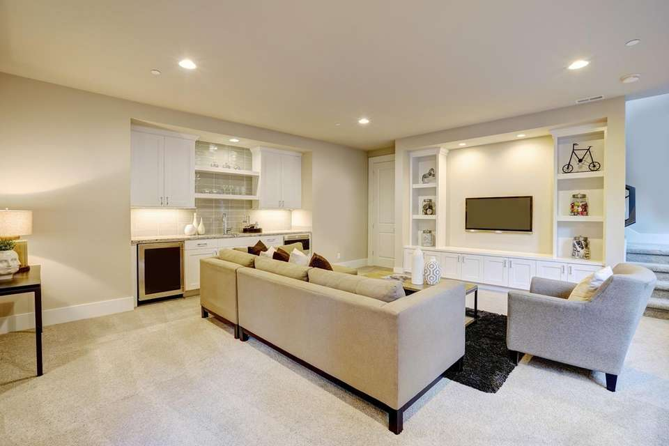A finished basement can be a good investment