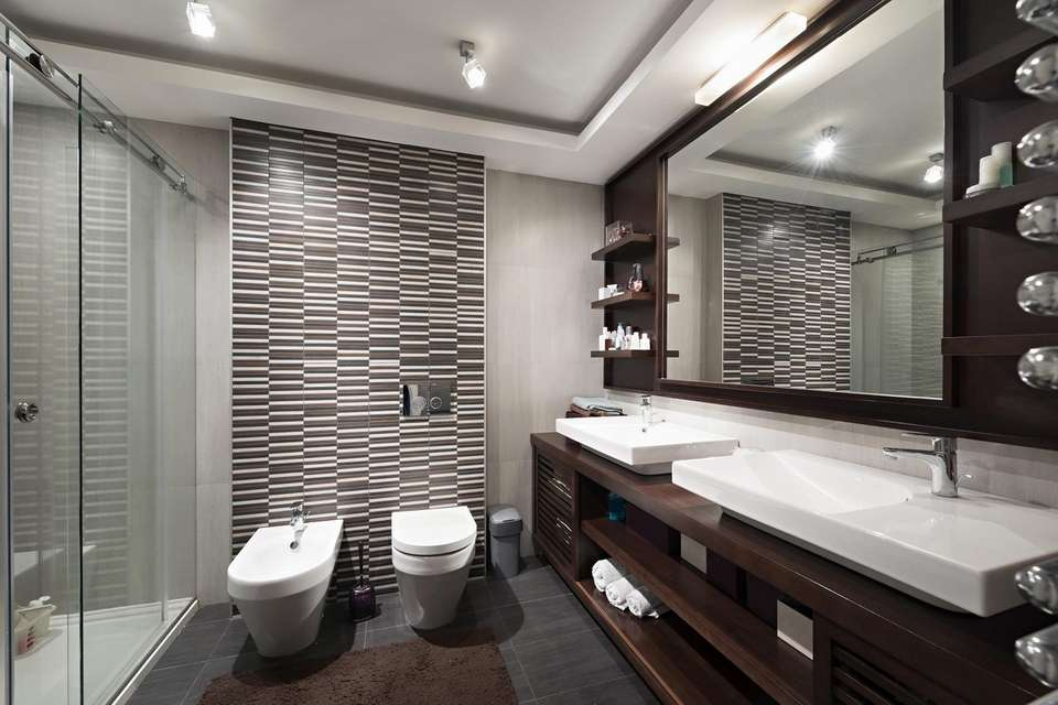 Bathroom remodels and/or additions provide some of the