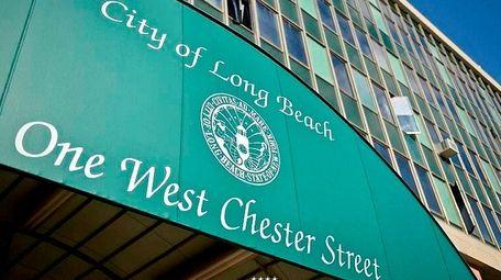 Long Beach City Hall on West Chester Street