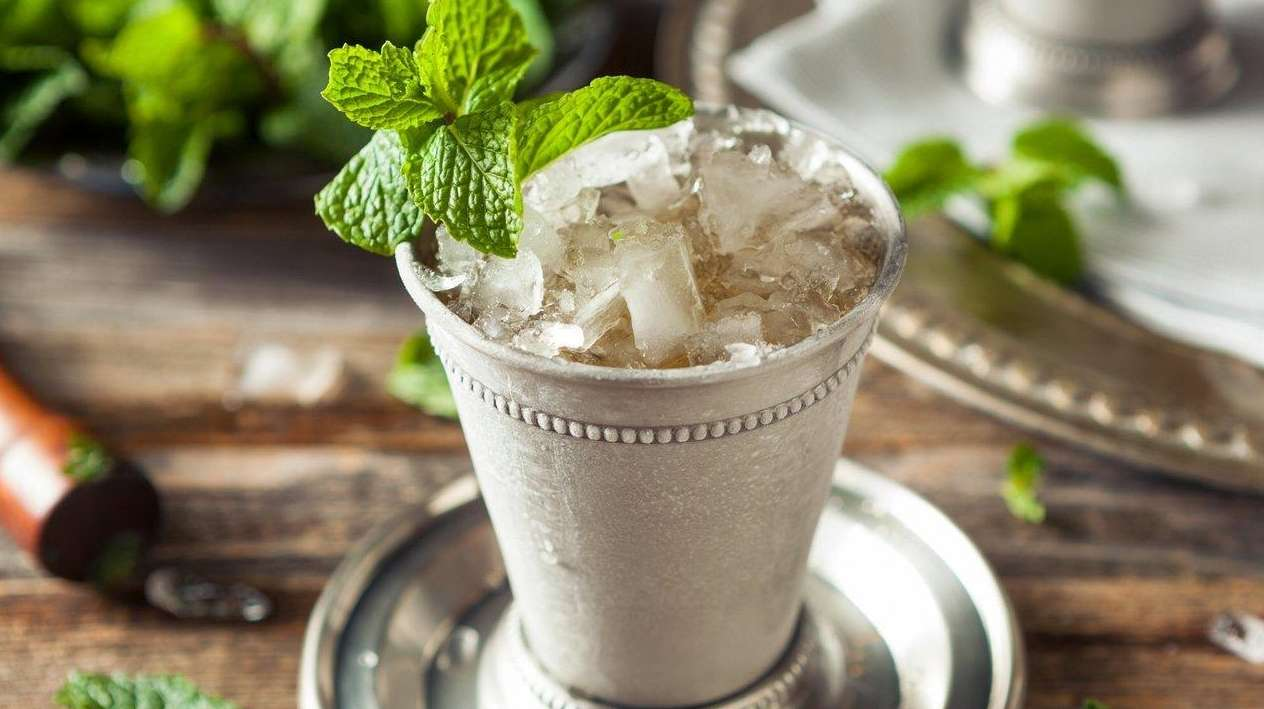 Mint Julep Recipe - trend on web